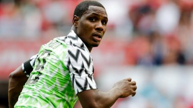 Photo of Ighalo stays away from  Man Utd training over coronavirus fears: reports