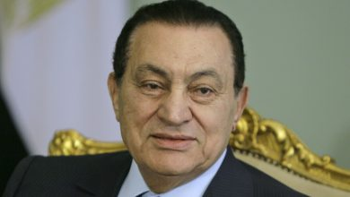 Photo of Egypt's Mubarak, ousted by popular revolt in 2011, dies aged 91