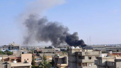 Photo of Tripoli government suspends Libya talks after Haftar attacks Tripoli port