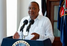 Photo of Kenya to cut VAT to 14% to cushion economy from virus impact – president