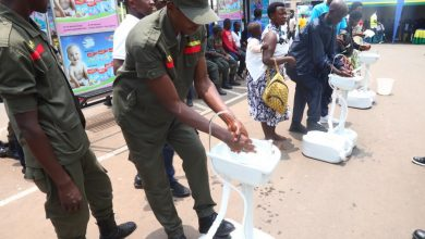 Photo of Rwanda keeping coronavirus at bay with campaign of public handwashing