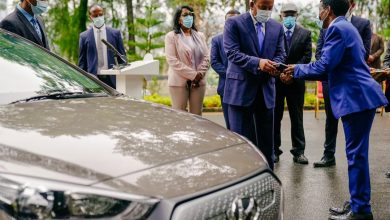Photo of Ethiopia Showcases First Locally Assembled Electric Car