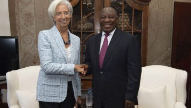 Photo of IMF board to consider South Africa financing aid on Monday-spokesman