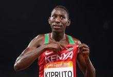 Photo of Kenya's Kipruto tests positive for coronavirus, out of Monaco meet