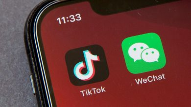 Photo of Chinese tech giant Tencent's WeChat app sees downloads surge before U.S. ban