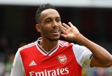 Photo of Arsenal tie down striker Aubameyang with new three-year deal