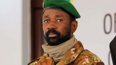 Photo of Mali's junta leader to be Vice President  of transitional government