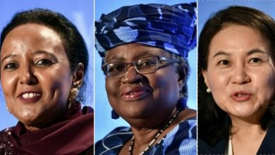 Photo of Three women in final five for WTO leadership race