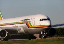 Photo of Zimbabwe's national airline resumes flights as skies re-open for international travel