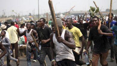 Photo of Lagos imposes indefinite curfew to curb Nigeria protests, police deploy anti-riot squad