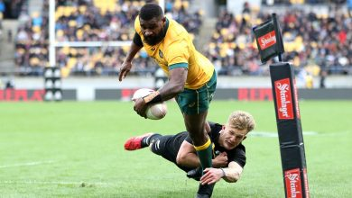Photo of New Zealand and Australia restart Test rugby