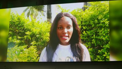 Photo of 'Wake up': Climate activist Nakate challenges world leaders