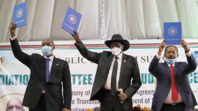 Photo of Sudan, rebel leaders seal peace deal in effort to end wars