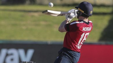 Photo of Malan's 55 sets up T20 series victory for England