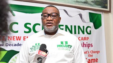 Photo of UPDATED: Nigerian former Congressman Daramola Launches an Entrepreneurial Project for young People – Project 60/60/60