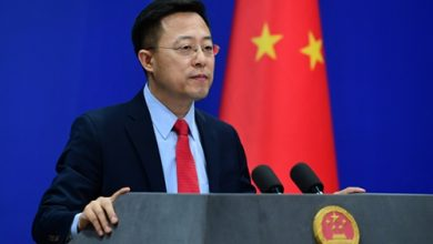 Photo of China refutes British moves to beef up ban on Huawei