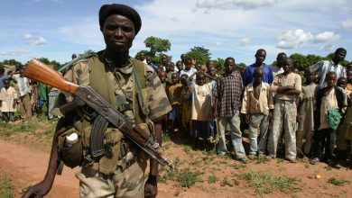 Photo of UN agency says more than 400,000 flee Mozambique militant attacks