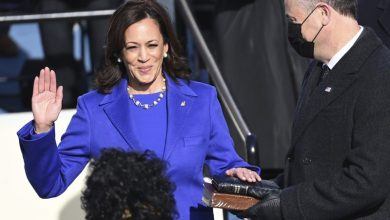 Photo of Vice President Harris: A new chapter opens in US politics