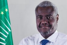 """Photo of AU Commission Chairperson announces """"eight major priorities"""" seeking second-term"""