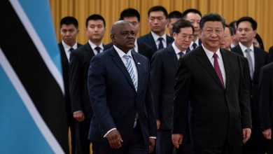 Photo of Botswana official says Chinese FM's visit to further strengthen bilateral ties