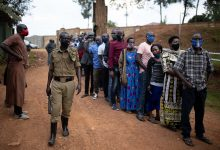 Photo of Ugandans go to polls amid raging COVID-19 pandemic
