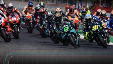Photo of April scheduled for MotoGP 21