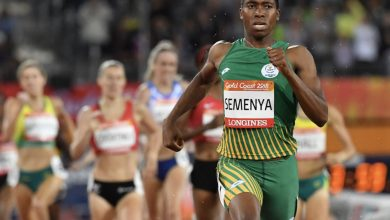 Photo of Caster Semenya to appeal in European court over testosterone levels in female runners.