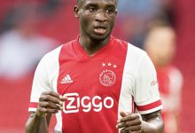 Photo of Mohammed Kudus scores on Ajax return.