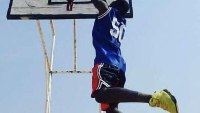 Photo of Despite war, Cameroonian dreams of playing in NBA