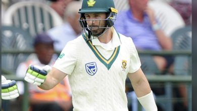 Photo of Warwickshire sign South Africa batsman Pieter Mala for 2021
