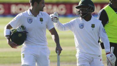 Photo of Elgar, Bavuma South Africa's new cricket captains