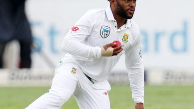 Photo of Temba Bavuma named first black South African cricket captain